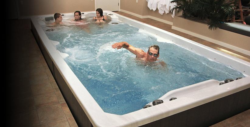Pdc Swim Spas The Swim Spa Experience